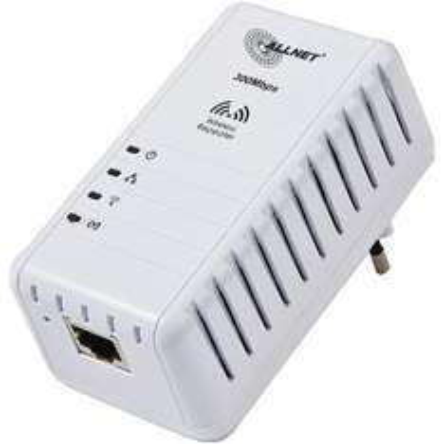 Nur Heute -  ALLNET Wireless 300Mbit Access Point / Repeater ALL0236R für nur 19,90€ inkl. Versand ( Idealo: 40€)