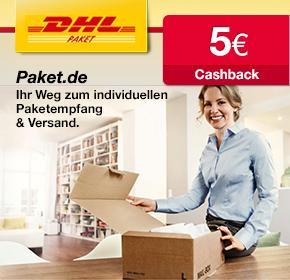 5€ QIPU für Packstation Anmeldung