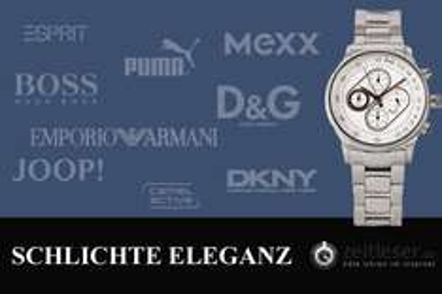 80€-Gutschein Online-Uhrenshop für 42€ @Charivari Deals