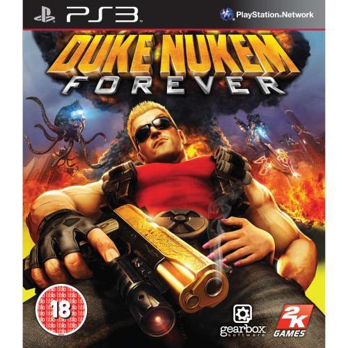 Duke Nukem Forever (PS3) für 6,99 EUR inkl. Versand bei play.com