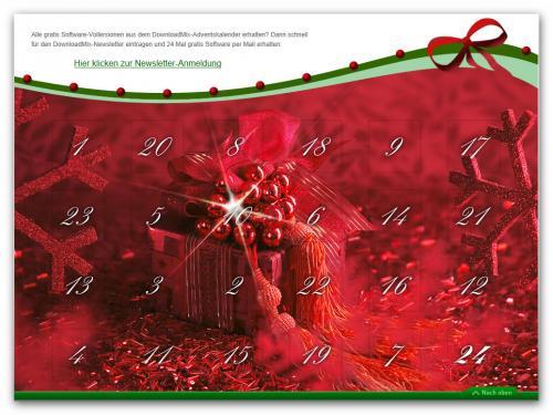 Adventskalender von DownloadMix
