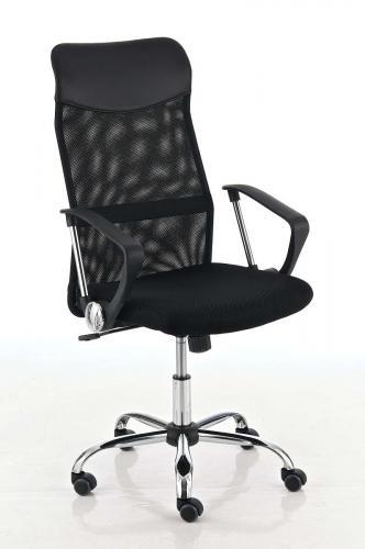 Design Bürostuhl Washington schwarz Schreibtischstuhl Chefsessel @eBay WOW!