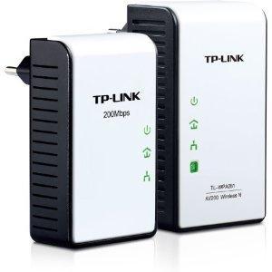 TP-Link TL-WPA281 AV200 WLAN-N Powerline-Extender (300 Mbps) Starter Kit