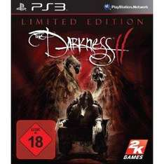 The Darkness II Limited Edition PS3 & X-Box @ Saturn Late Night Shopping für je 5,00 EUR
