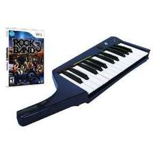 Rock Band 3 Bundle Software + Wireless Keyboard (WIi) @Amazon Warehousedeals