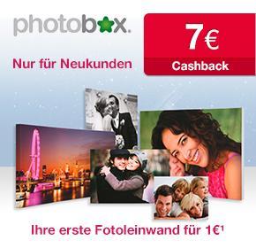 Fotoleinwand für 30x20 für 2,90€ @photobox mit qipu