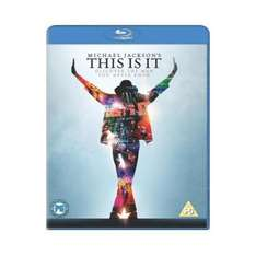 Michael Jackson's - This is it [Bluray] @ play.com
