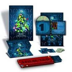 DVD Adventskalender - 2012 (Limited Edition, 24 Discs) für 54,97  - macht  2,30€ pro Film!