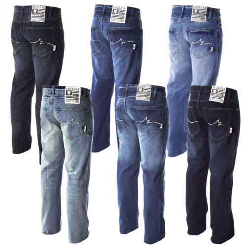 American Life Denim Jeans für 24,24€ im eBay Deal der Woche! 65% Rabatt