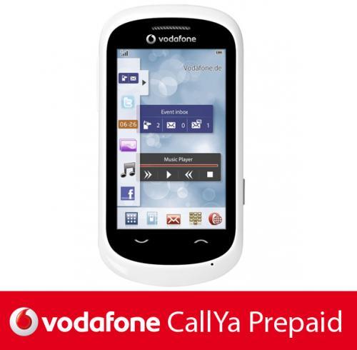 Vodafone 550 Prepaid Smartphone inkl. 18€ Guthaben für 24,99 @ebay-WOW