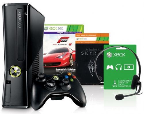 [Schweiz] Xbox 360 Holiday Budle 250 gb + 2 Games