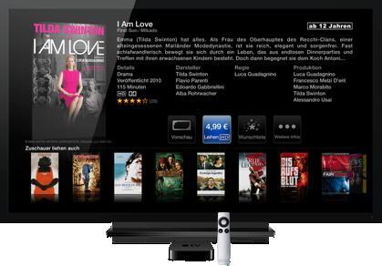 Apple-TV 3 bei Mobilcom-Debitel-Store (nicht Online) ab 01.12.2012 für 79,99€
