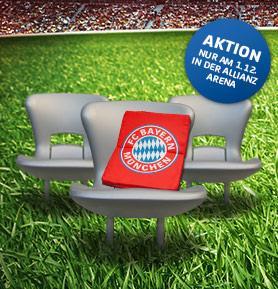 (Lokal): Gratis FCB-Sitzkissen für die ersten 1.000