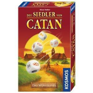Das Siedler von Catan Würfelspiel für 4.99€ @ Amazon.de (Marketplace)