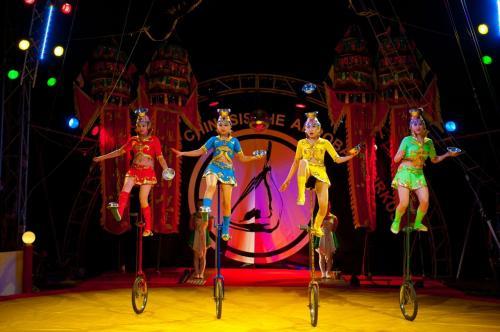 [lokal München] 2 Logen-Tickets (98€) für den Chinesischen Staatszirkus 6.1.13 für 51€ @charivari deals