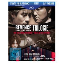 [Blu-Ray] Revenge Trilogie mit u.a. Oldboy für 17,15€