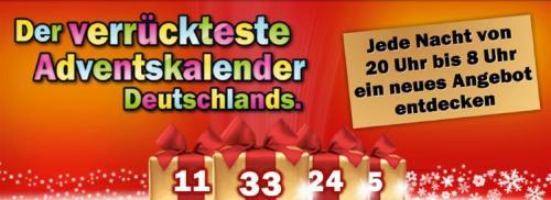 (Media Markt) Adventskalender bis 8 Uhr - Samsung GT-I 8530 (Galaxy Beam) für 222€