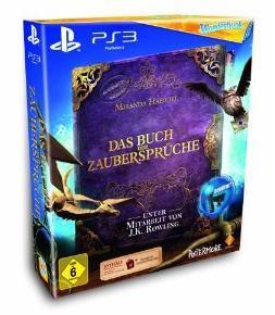 PS3 Wonderbook: Das Buch der Zaubersprüche Sony [Saturn Gummersbach]