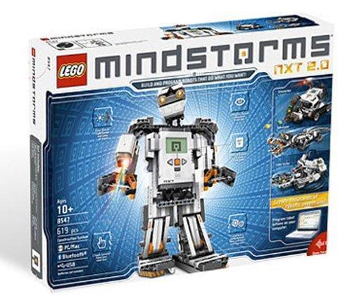 [Amazon.fr] - Lego Mindstorms 8547 für 198,29€ + 6€ VSK ..noch billiger als gestern!
