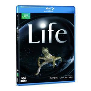 (UK) Life - Das Wunder Leben [4 x Blu-Ray] für 17.49€ @ play