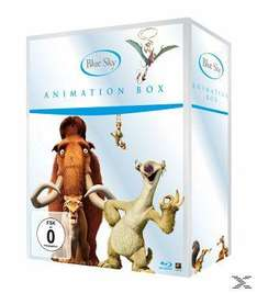 [Blu-ray] Blue Sky Animation Box, 5 Blu-rays für 29,99€ @ buecher.de