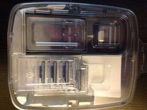 Gillette MACH3 16 (!) Klingen mit Gratis Rasierer