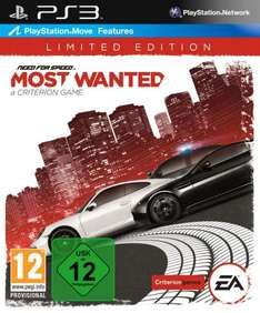 [MM Online] Need for Speed: Most Wanted Limited Edtion: PS3