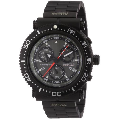[Amazon] Nautec No Limit Herren-Armbanduhr Deep Sea 184,97€