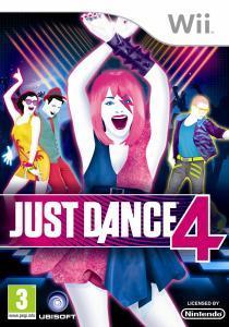 Just dance 4 für WII bei zavvi.com für 18,48€