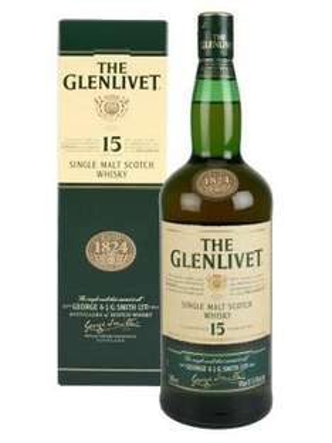 Glenlivet 15 Years 1 Liter [@ Heinemann]