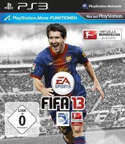 FIFA 13 für PS3 & XBOX 360, je nur 39,99€!!