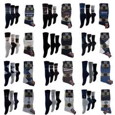 5 Paar Thermosocken Wintersocken Vollfrottee