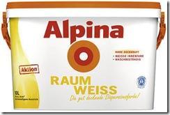 Alpina Raumfarbe 1l= 1,30€ @ Poco