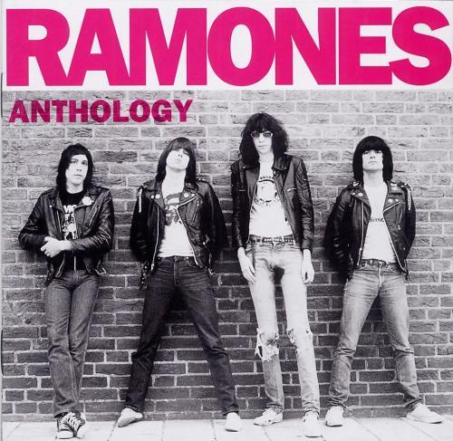THE RAMONES 'Anthology' Doppel-CD - 57 (!) Titel @hmv.com