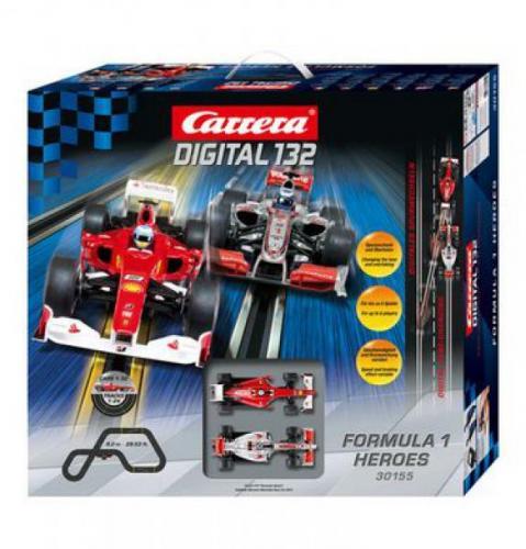 Carrera Digital 132 - Formula 1 Heroes (Metro Gundelfingen bei Freiburg)