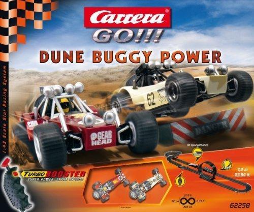 Carrera GO!!! Dune Buggy Power mit Sprungschanze und Looping @ Ebay für 29,99 EURO