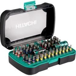 Hitachi 60-teiliges Schrauber Bitset für 14,99 Euro