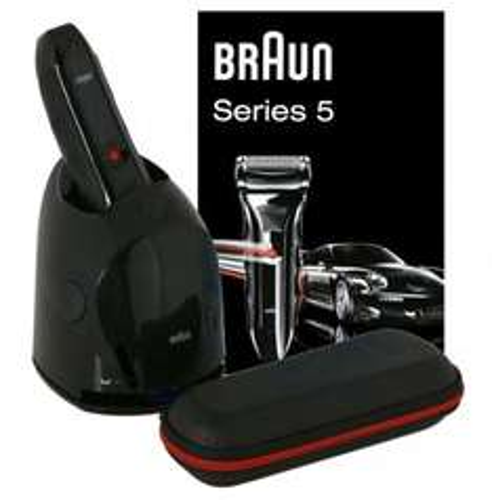 "Braun 5-590cc Series Akku-/Netzrasierer ""Limited motorsport edition"""