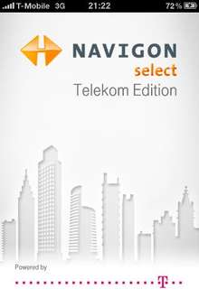[WP7.5] Navigon Select Telekom Edition als Freebie bzw. für 1€ (Congstar!)