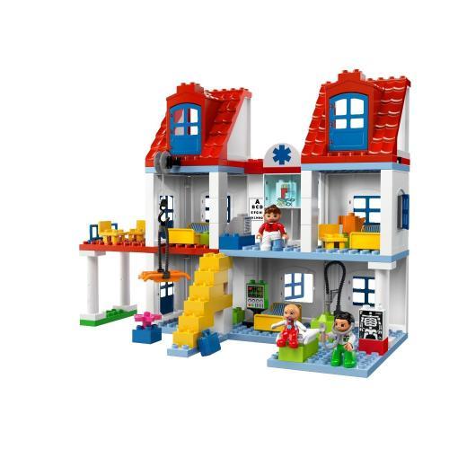 (offline) Lego Großes Stadtkrankenhaus 5795  für 49,99€ ab 06.12.2012 @ Penny