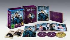 (UK) Harry Potter and the Goblet of Fire - Ultimate Edition  [Blu-Ray] [3 Disks] für 8.57€ @ Zavvi (weitere in den Kommentaren)