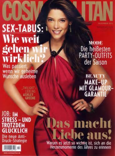 Cosmopolitan Abo 1 Jahr für 3€, Joy für 2,92€, oder Shape für 1,92€ (teilweise Gutscheinprämie)