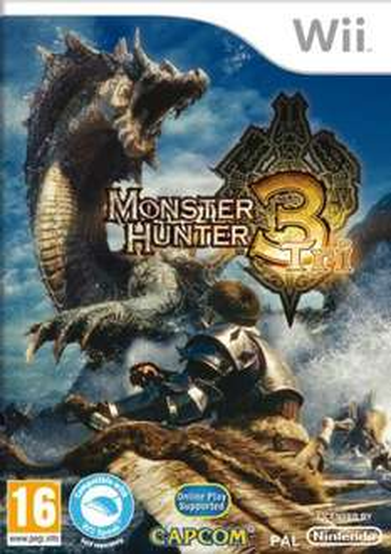 Nintendo Wii - Monster Hunter: Tri für €15,97 [@TheHut.com]