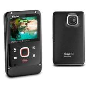 "Kodak PlayFull ZE2 720p-HD Camcorder (""FunCam"", wasser- und stoßfest)"