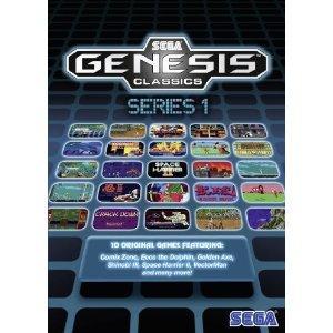 Sega Mega Drive Classic Game Pack (5 Steamkeys, 50 Spiele)
