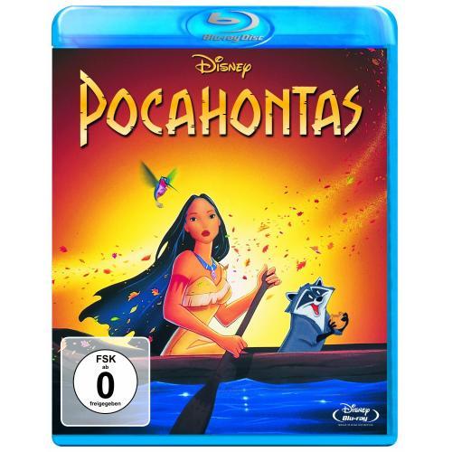 Walt Disney Blu-rays (Pocahontas, Cap und Capper, Bernhard und Bianca) für je 11,97 € inkl. Versand @Amazon