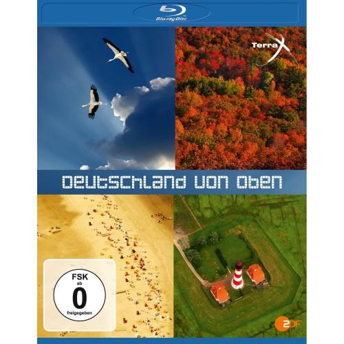 [UPDATE 05.12.] Deutschland von oben Teil 1 & 2 [Blu-ray] für 9,99€ inkl. Versand @Amazon