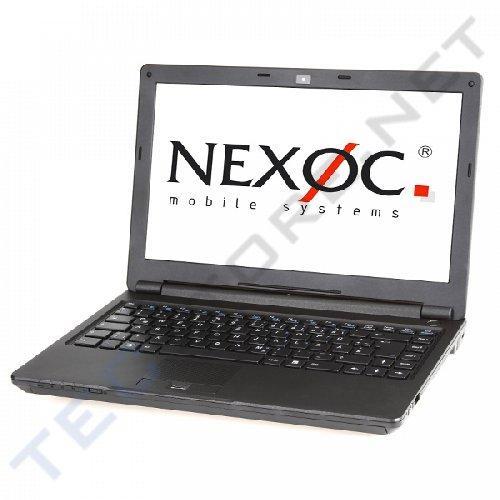 """13,3"""" Nexoc Notebook für schnelle, mobile Arbeiten"""