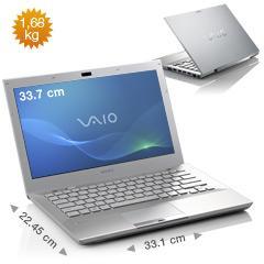 Sony VAIO SA4 (i5-2450M, 6 GB Ram, 128 GB SSD, AMD Radeon HD 6630M) generalüberholt