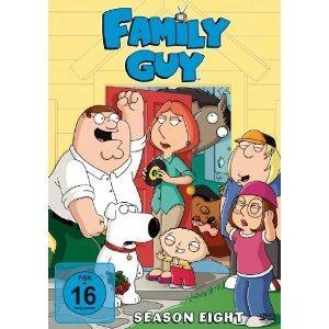 [amazon.de] Family Guy - Season 8 auf DVD für 10,97 EUR plus ggf. Versand